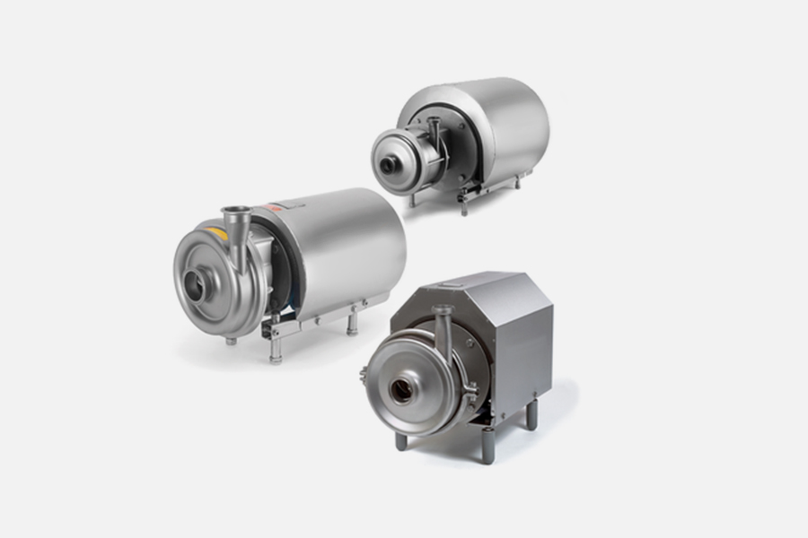 Centrifugal & Rotary Pumps